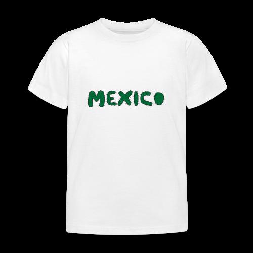 Mexico  - T-shirt Enfant