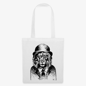 Sac Lion Vintage - Tote Bag