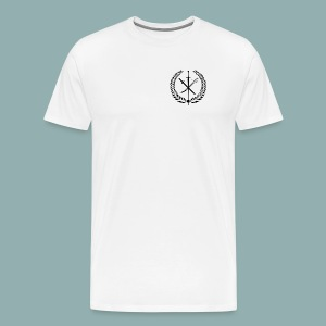Shirt Logo - Männer Premium T-Shirt