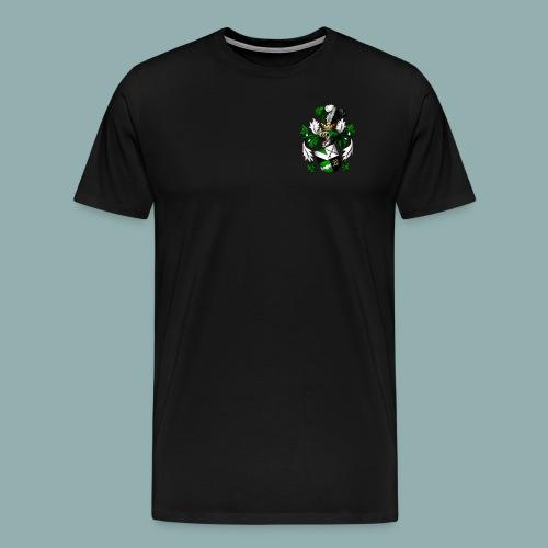 Shirt Wappen - Männer Premium T-Shirt