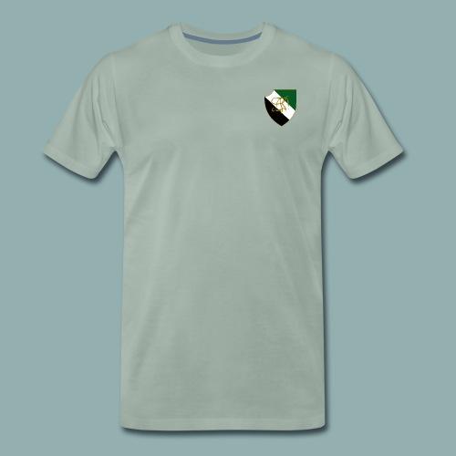Shirt Schild - Männer Premium T-Shirt