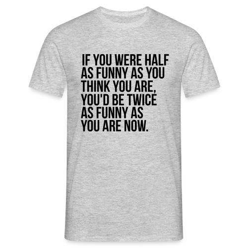 Morsom? - Men's T-Shirt