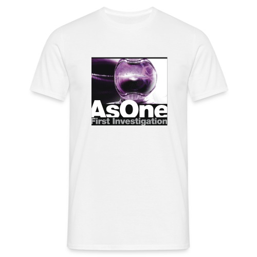AsOne Typo - T-shirt Homme
