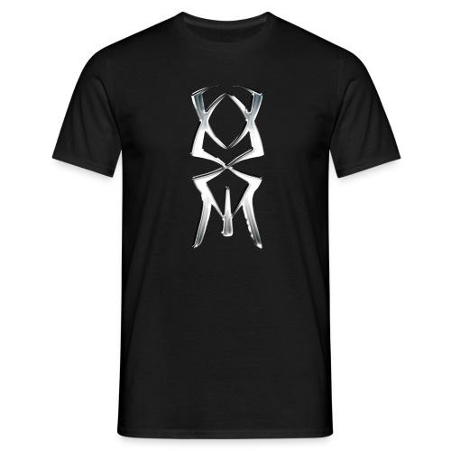 AsOne Logo Metal 100 ex limited - T-shirt Homme