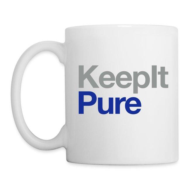 Coffee / Tea` Mug I Like It Pure
