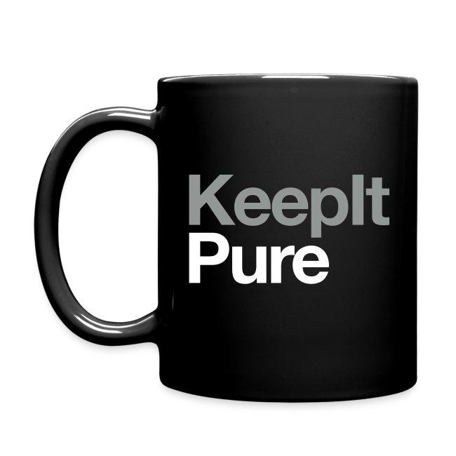 Coffee / Tea Mug I Like It Pure