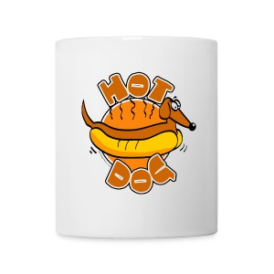 Teckel Hot Dog - Tasse