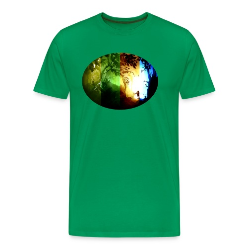 Changing Seasons - Men's Premium T-Shirt
