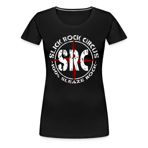 SRC - Vintage Women T-Shirt - Frauen Premium T-Shirt