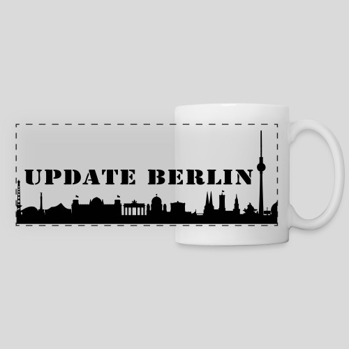 UpdateBerlin - Panoramatasse