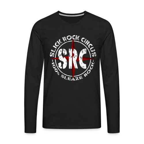 SRC - Vintage Men Longshirt - Männer Premium Langarmshirt