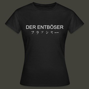 SHIRT BLACK WOMEN - Frauen T-Shirt