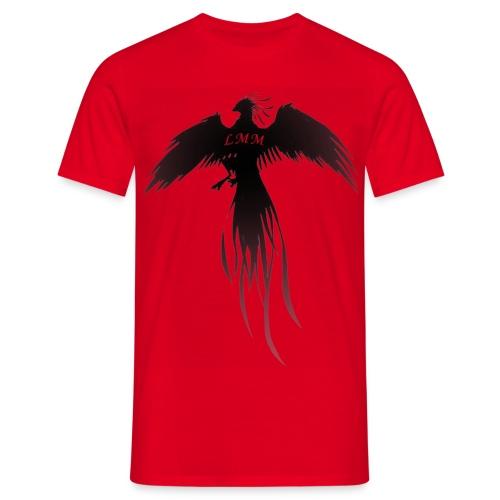 T-shirt homme rouge Phoenix LMM - T-shirt Homme