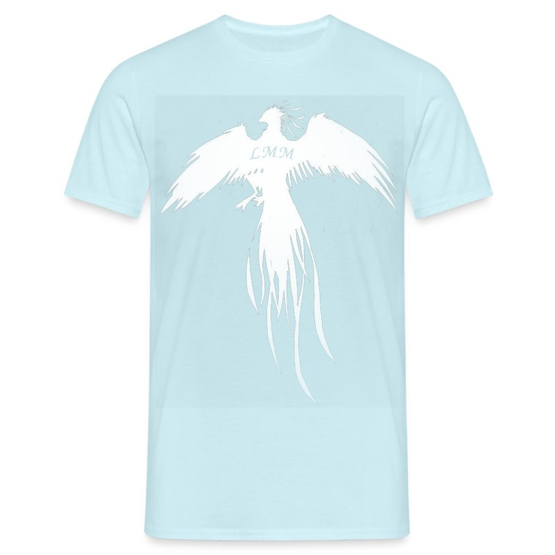 T-shirt homme bleu ciel Phoenix LMM - T-shirt Homme