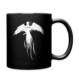 Mug noir  Phoenix LMM  - Tasse en couleur