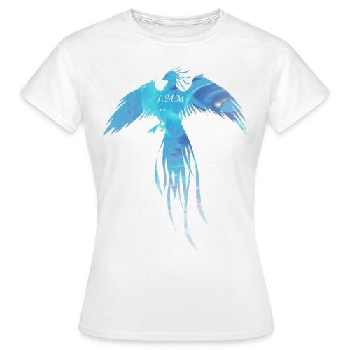 T-shirt femme blanc Phoenix LMM - T-shirt Femme