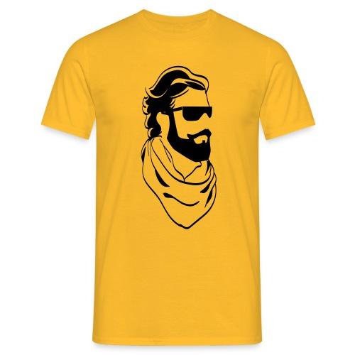 Hipster inside - T-shirt Homme