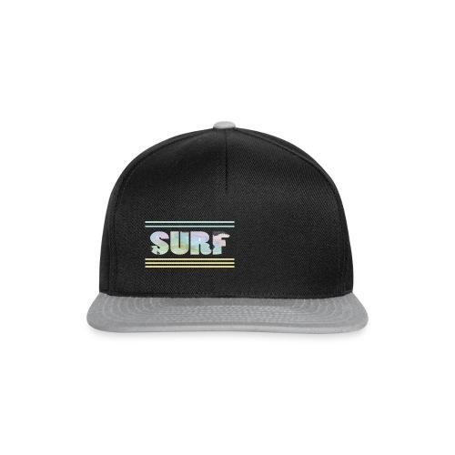 Snap back surf cap - Snapback Cap