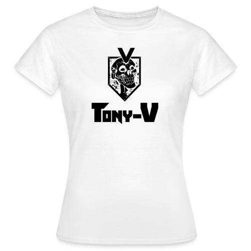Tony V Tee-SHIRT Femme - T-shirt Femme