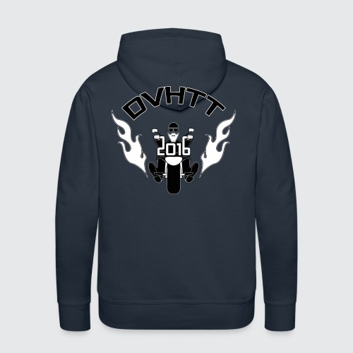 DVHTT2016 - Männer Premium Hoodie