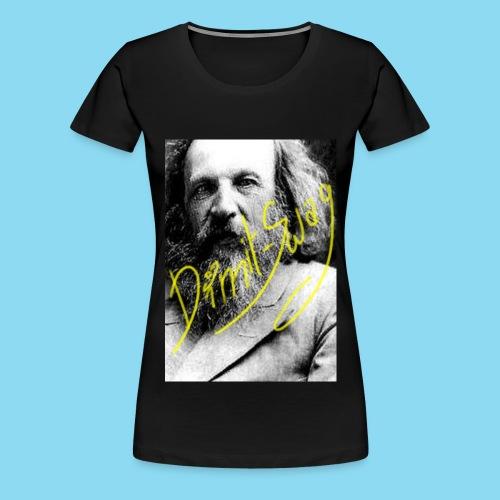 DIMITSWAG - T-shirt Premium Femme