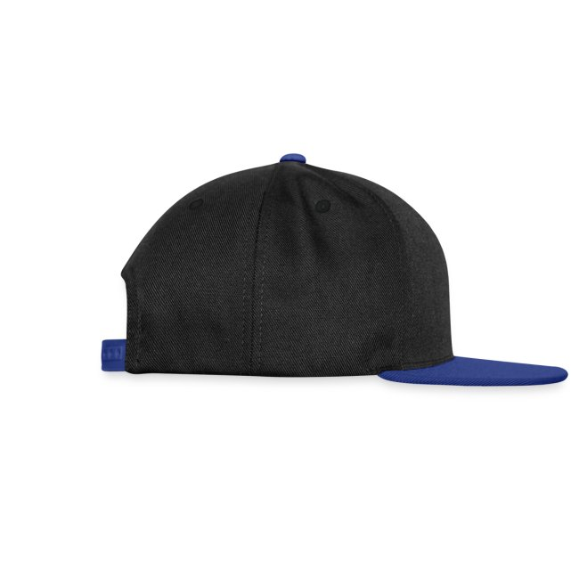 Snapback Black and Blue