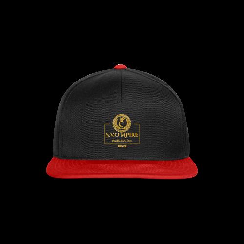 Gold SVO Mpire Legacy - Snapback Cap