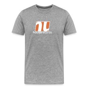 NU House Unisex T-Shirt | Navy - Men's Premium T-Shirt