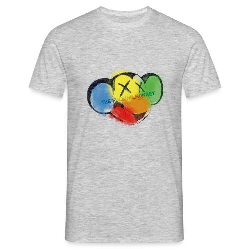 Fucking Monkey - Männer T-Shirt