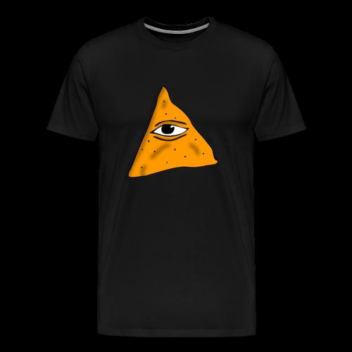 Crispy Eye - Männer Premium T-Shirt
