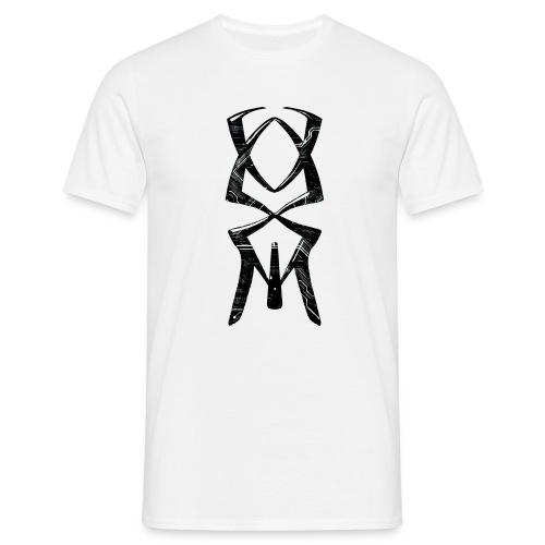 AsOne Logo Electronic W - T-shirt Homme