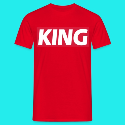 King T-Shirt - Männer T-Shirt