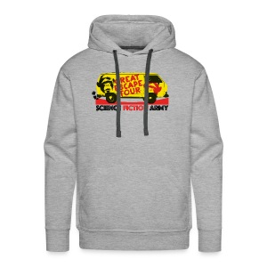The Great Escape Tour - Männer Premium Hoodie