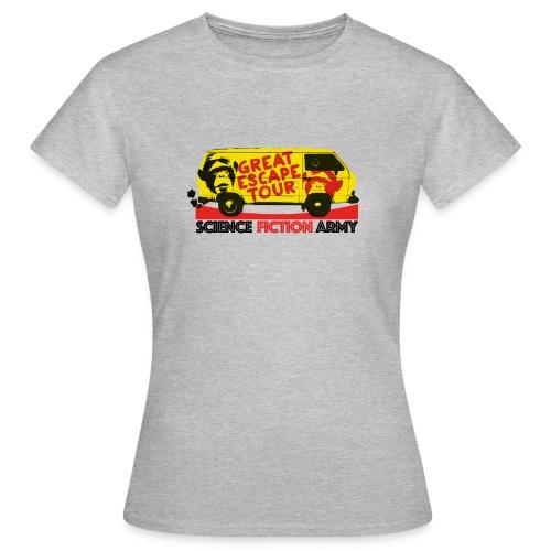 The Great Escape Tour - Frauen T-Shirt