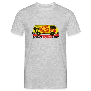 The Great Escape Tour - Männer T-Shirt