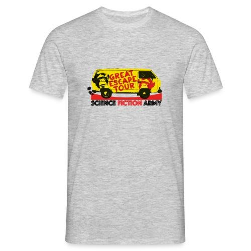 The Great Escape Tour - Männer T-Shirt