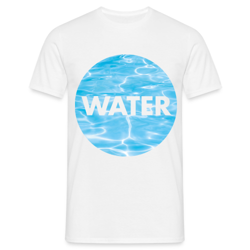 Water - T-shirt Homme