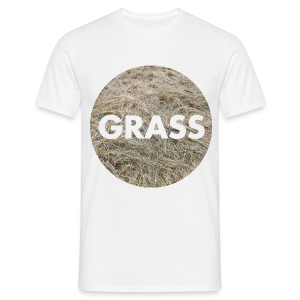 Grass - T-shirt Homme
