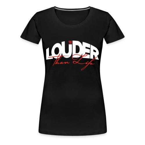 TFB | PvD Louder - Women's Premium T-Shirt