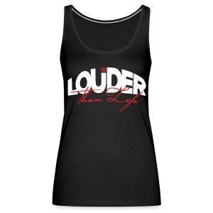 TFB | PvD Louder - Women's Premium Tank Top