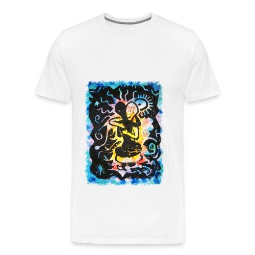 Tropical love - Camiseta premium hombre