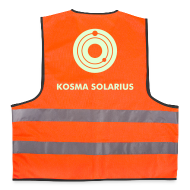 Jackets & Vests ~ Reflective Vest ~ Kosma Signal West