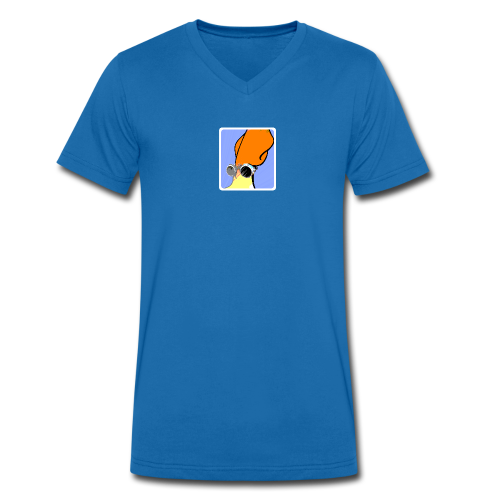 Tshirt Welder ColV - T-shirt bio col V Stanley & Stella Homme