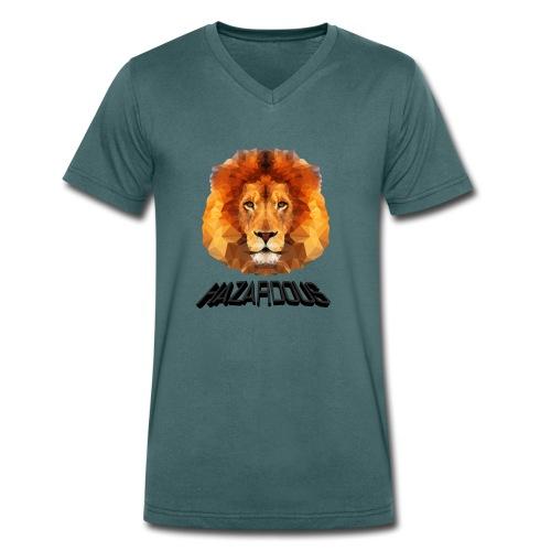 LIMITED EDITION HAZARDOUS NUR HIER ERHÄLTLICH! - Männer Bio-T-Shirt mit V-Ausschnitt von Stanley & Stella