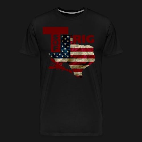 T-Rig_red - Männer Premium T-Shirt