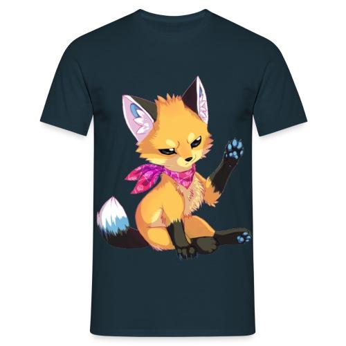 Renard Manga - T-shirt Homme