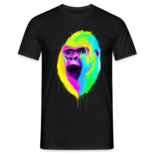 Gorilla wild - T-shirt Homme