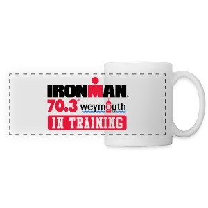 IRONMAN 70.3 Weymouth In Training Mug - Panoramic Mug