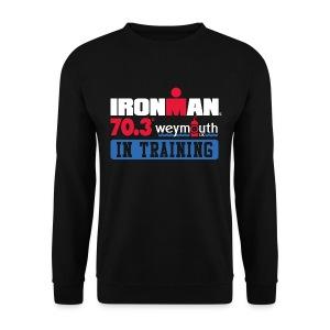 IRONMAN 70.3 Weymouth In Training Men's Sweatshirt  - Men's Sweatshirt