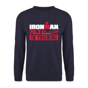 IRONMAN 70.3 Jonkoping In Training Men's Sweatshirt  - Men's Sweatshirt